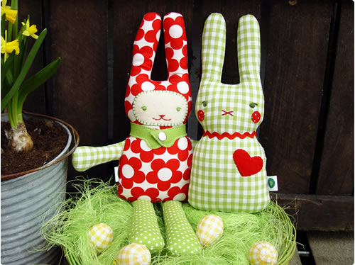 Free Bunny Pattern & Tutorial