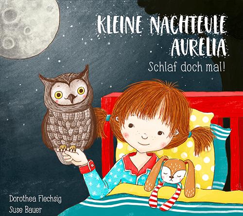 Cover des Aurelia-Buches